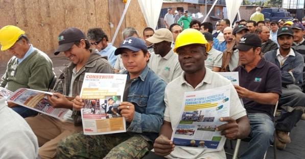 CCHC Rancagua celebró en Peumo el día del Trabajador de la Construcción
