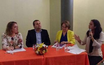 """Jueza de Familia de San Fernando expone en seminario """"Mujer y Derechos"""" organizado por SERNAMEG"""