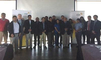 Jefes comunales de emergencia refuerzan vínculo y trabajo conjunto con CGE
