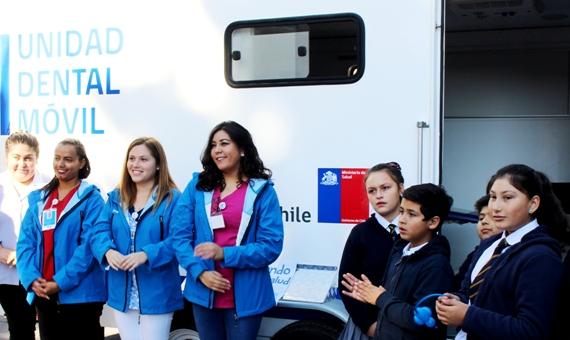 Mejor salud dental para comunidad de San Fernando