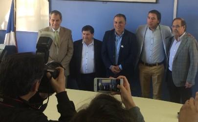 Municipios de la provincia de Colchagua firman acuerdo de colaboración para una Nueva Educación Pública