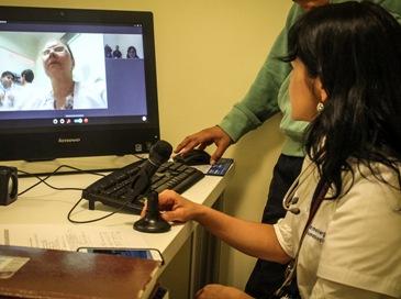 Telemedicina una solución real a pacientes a distancia y para disminuir listas de espera