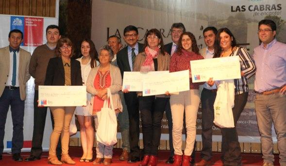 Hasta 5 millones de pesos recibieron los  Proyectos del Fondo de Protección Ambiental FPA en O'Higgins