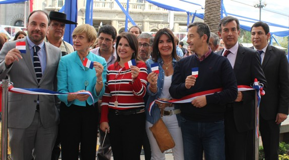 En Providencia se realiza primera Fiesta del Vino Valle del Cachapoal