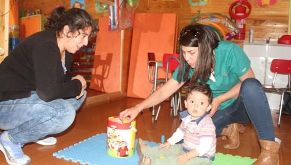 Salas de Estimulación Temprana: Espacios diseñados para que niños crezcan fuertes y seguros