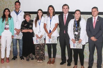 Nuevos médicos ingresan al Hospital de Coinco gracias al programa de Destinación y Formación