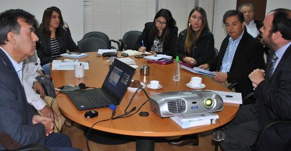 SEREMI de Economía se reúne con equipo técnico de SERNATUR O'Higgins