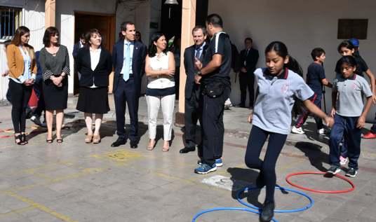 Celebremos el Día Internacional de la Actividad Física: SSO