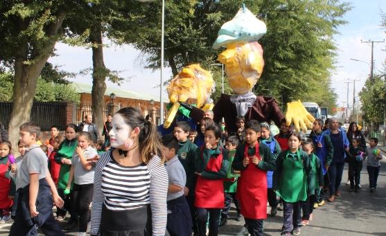 Región de O´Higgins celebra Día de la Educación Rural