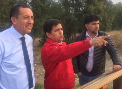 SEREMI del Deporte anuncia reparación  del complejo Gabriela Mistral de Santa Cruz
