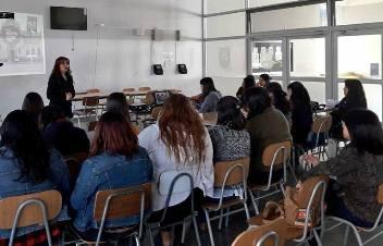 INJUV realizó capacitación a mediadores de gestores patrimoniales