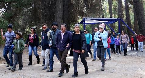 Coya fue epicentro en jornada dominical del Día del Patrimonio