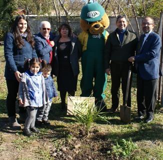 Malloa celebra el Día Mundial de la Biodiversidad junto a CONAF