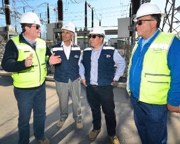 """""""Es prioritario contar con un Sistema de Transmisión Eléctrica Segura y Diversificada para el desarrollo energético de la Región de O´Higgins"""""""