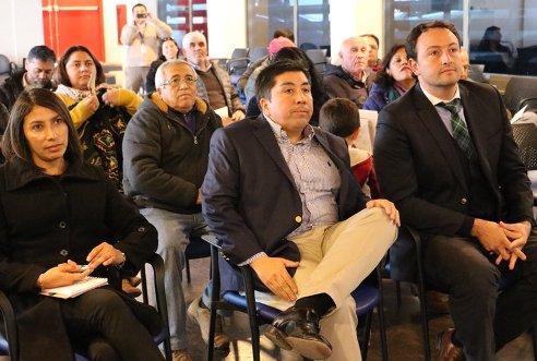 Lanzamiento del fondo Más Leña Seca en la provincia de Colchagua