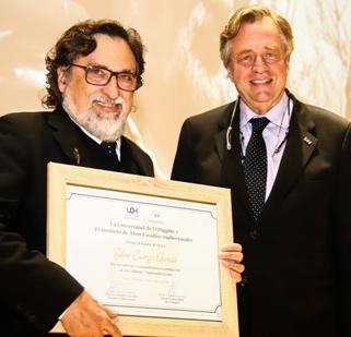 Universidad de O'Higgins realizó ceremonia de Certificación de Diplomado de Artes Audiovisuales 2017