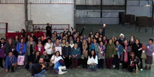 Marchigüe reúne a grupos de autoayuda de la zona en Encuentro de Salud Mental