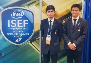 Estudiantes de Rancagua, representaron a Chile en mundial de ciencia escolar en EE.UU.
