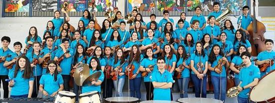 Orquesta  Sinfónica  Juvenil de Rancagua Representará a Chile en Argentina