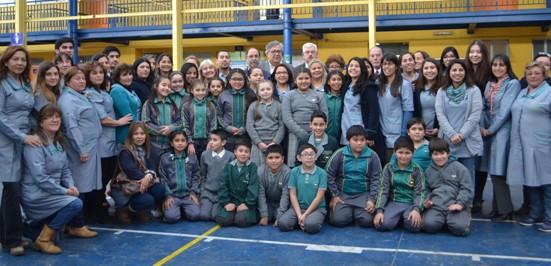 Colegio Municipales de O´Higgins destacan en resultados SIMCE 2017