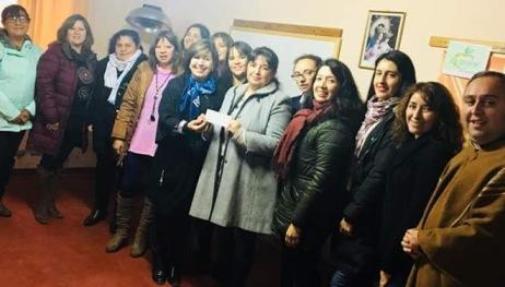 Mujeres emprendedoras de Santa Cruz cuentan ahora con su sala de procesos