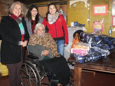 SEREMI de Desarrollo Social entrega equipamientos básicos a familias de Rancagua del Programa de Habitabilidad
