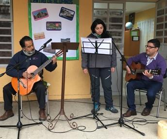 Colegio Antuhue celebra Día del Patrimonio junto a sus alumnos en Graneros
