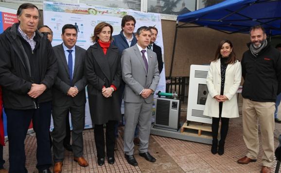 Autoridades anuncian inicio de la elaboración  del Plan de Descontaminación Atmosférica por MP2,5