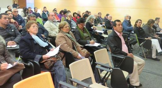 Apicultores y técnicos de la región discuten en torno al manejo sanitario, bioseguridad y valor agregado de la miel