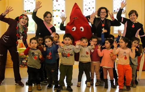 Hospital Regional LBO inició campaña para incentivar donación de sangre
