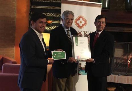 Hotel Plaza Santa Cruz recibe certificación de Sustentabilidad Turística