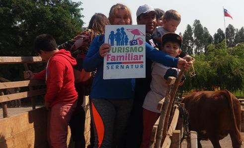 SERNATUR llama a los municipios de la región a postular al programa Turismo Familiar