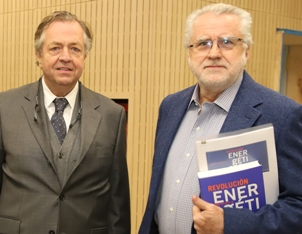 "Ex Ministro Máximo Pacheco lanza libro ""Revolución Energética en Chile"" en Universidad de O´Higgins"