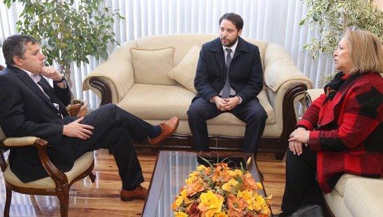Guido Carreño Reyes Asume como nuevo Director Regional de FOSIS O'Higgins