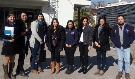 SENDA Peralillo y Santa Cruz realizan la primera mesa intercomunal de tratamiento e integración social