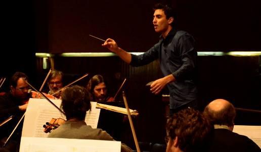 Helmuth Reichel debuta en la dirección de la Orquesta de  Cámara de Chile y presenta concierto en Navidad