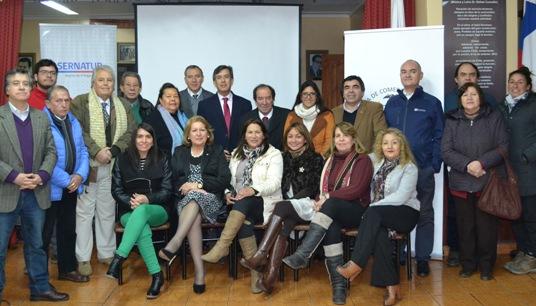 Directivos de asociaciones gremiales se reúnen en San Fernando en encuentro turístico