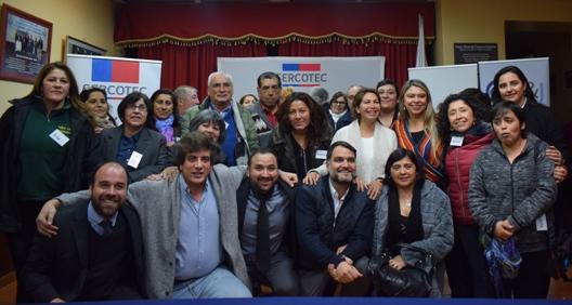 SERCOTEC realiza Taller de Desafíos para Ferias Libres