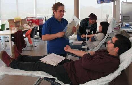 Hospital de Rengo instó a la comunidad a donar sangre