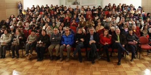 Municipalidad de Rancagua entregó aportes a talleres laborales y centros de madres