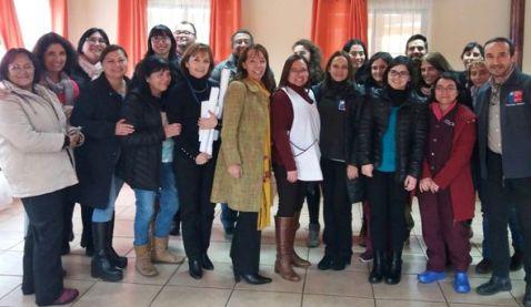 SEREMI de Salud realiza jornadas con micro áreas de Epidemiología