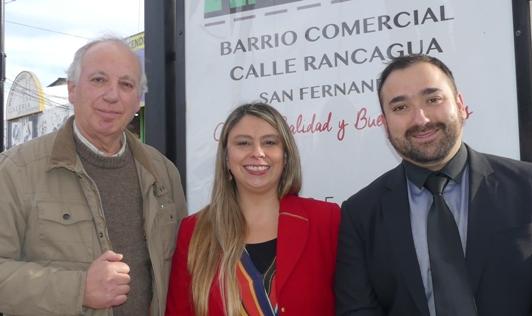 Dirigente de Barrio Comercial Calle Rancagua de San Fernando valora proyecto de ley Pago Oportuno