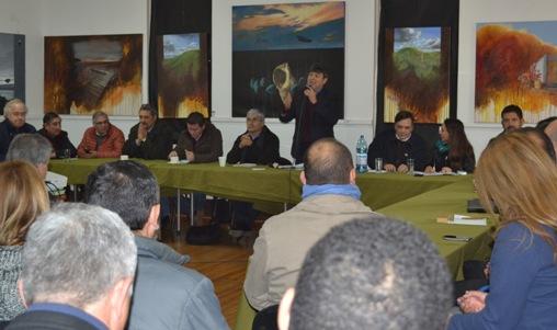 Comisión de Turismo del Consejo Regional sesionó en Pichilemu