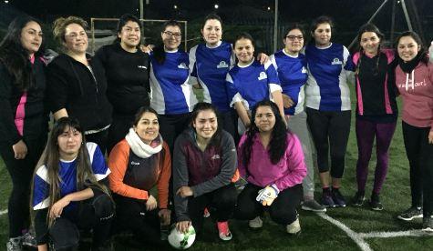 El Urbano Rural – Conforman equipo de fútbol femenino en Hospital de ... 0bbe294862af1