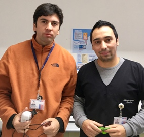 Kinesiólogos del Hospital de Litueche atienden los fines de semana