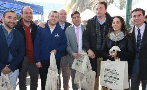 Se inició aplicación de Ley que prohíbe bolsas plásticas en el comercio
