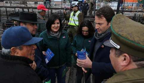 Autoridades impulsan campaña contra el abigeato