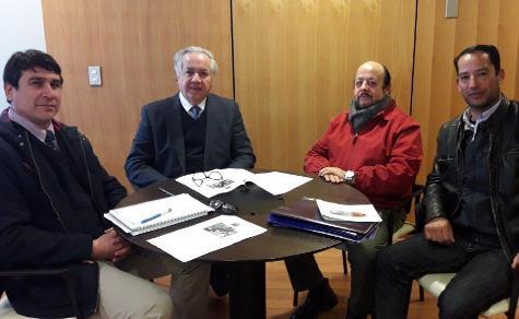 Junta Vigilancia Rio Claro 1ª Sección solicita al MOP ser considerada en proyecto Embalse Bollenar