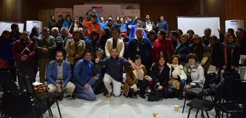 """""""Encuentro Empresarial de Redes: Zona de interés turístico, ZOIT Lago Rapel"""""""