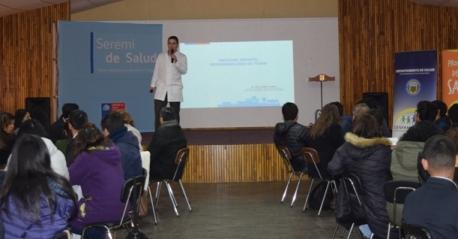 En San Vicente SEREMI de Salud O'Higgins realizó Diálogo ciudadano